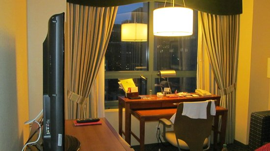 DoubleTree Suites by Hilton Hotel New York City - Times Square : Oda