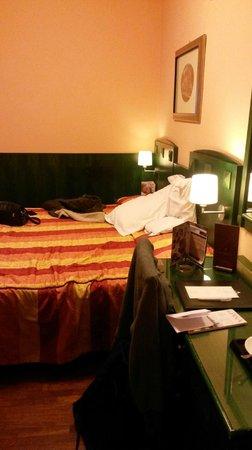 Bologna Hotel Pisa : Chambre
