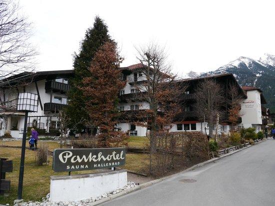 Parkhotel Seefeld: Hotel