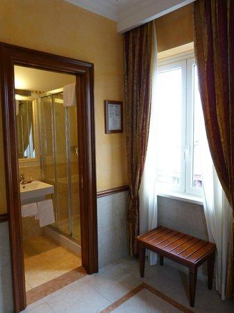 Clarion Collection Hotel Principessa Isabella : Chambre