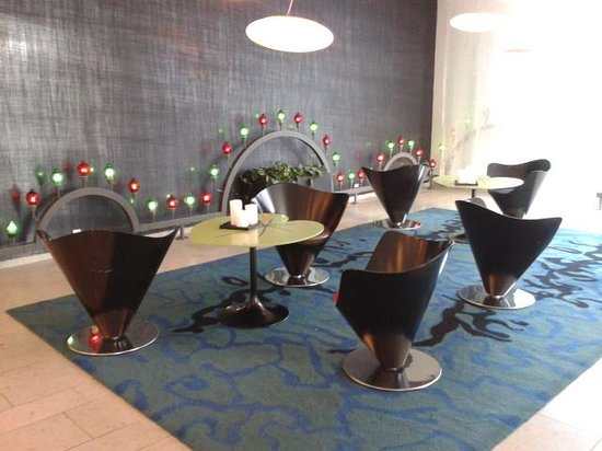 Tivoli Hotel: Salon d'accueil de l'hôtel