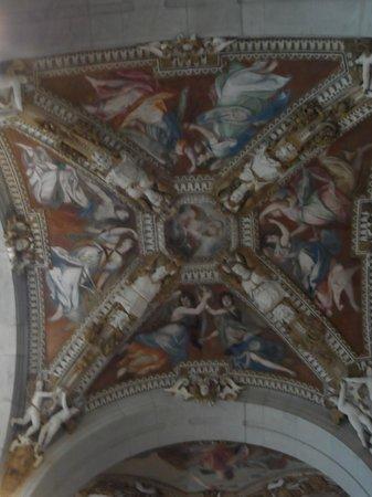 Chiesa di Santa Maria presso San Celso: un particolare