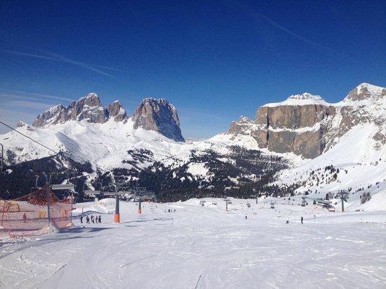 Hotel Bellevue: World Class Skiing