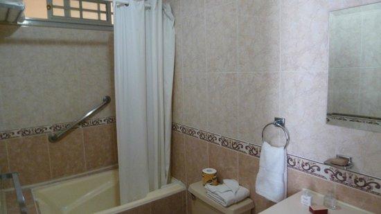 Mision Argento Zacatecas: Bath