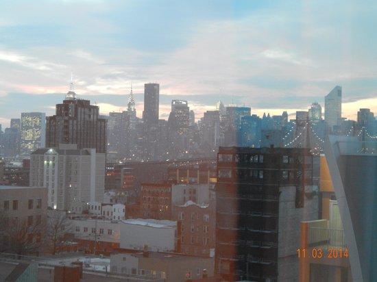 Holiday Inn L.I. City - Manhattan View: Ausblick