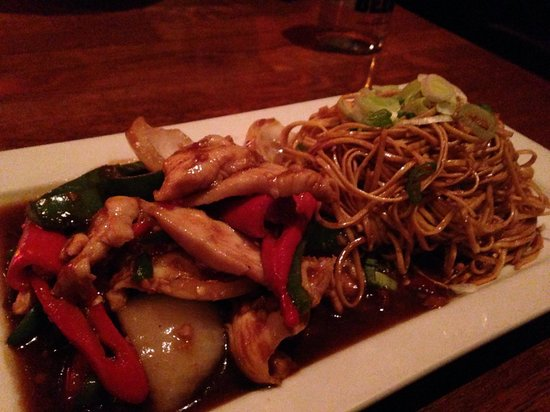 Koh Thai Bournemouth: Chicken Stir Fry
