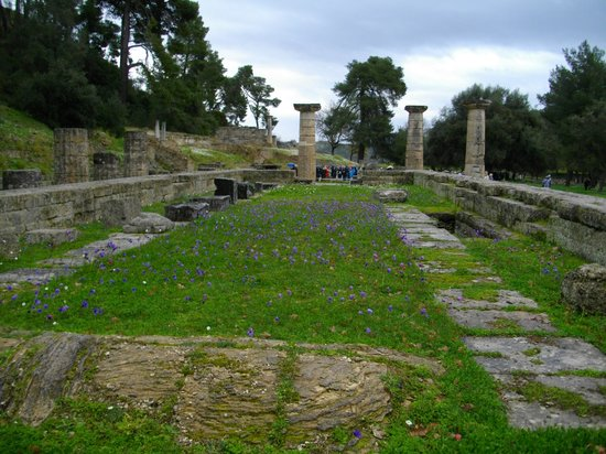 Archäologisches Museum Olympia: olimpia