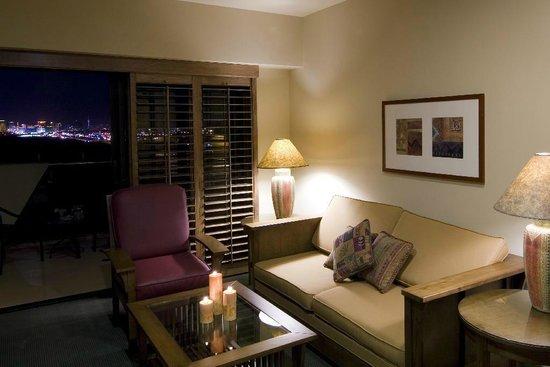 Living Room Picture Of Cancun Resort Las Vegas Tripadvisor