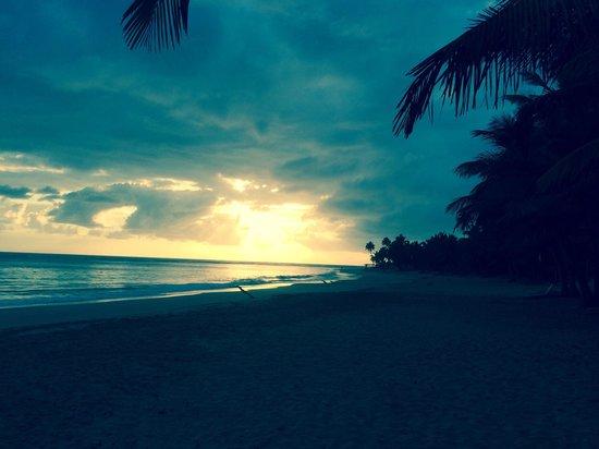 Sivory Punta Cana Boutique Hotel: Levé du soleil