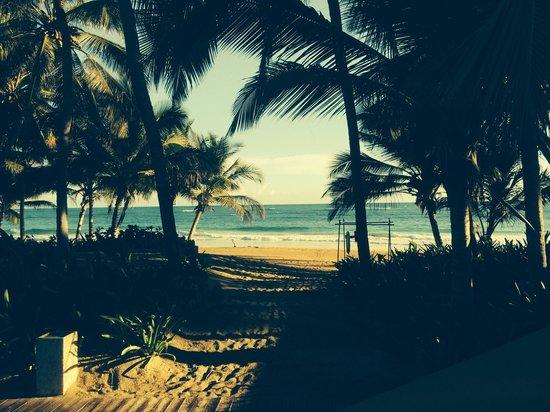 Sivory Punta Cana Boutique Hotel: Vue sur la mer