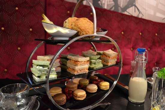 Mansion Bar and Parlour: Afternoon Tea