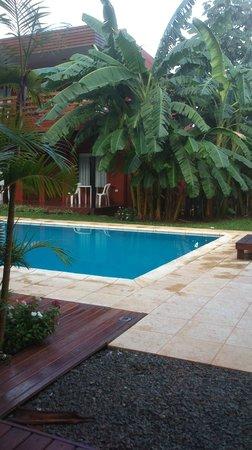 Costa Iguazu Apart Hotel: vista desde la habitacion 8