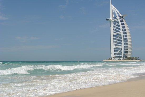 Jumeirah Al Qasr at Madinat Jumeirah: I just love this beach
