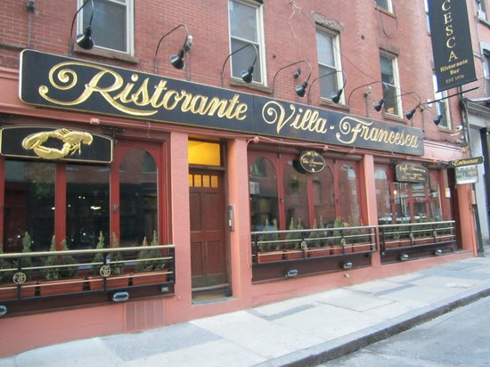 Ristorante Villa Francesca: It is a beautiful restaurant.