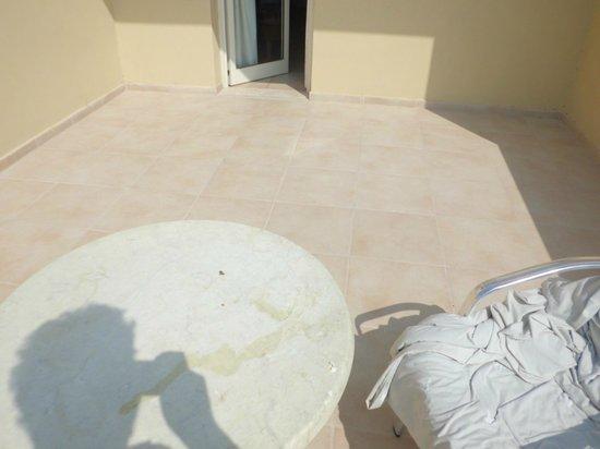 Ein Gedi - Beit Sarah Guest House : Балкон