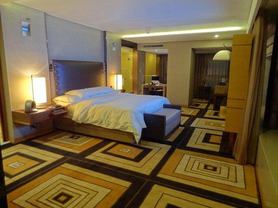 Hilton Beijing Wangfujing: Suite