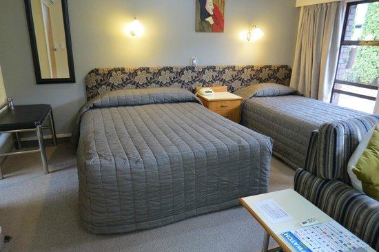 Beetham Park Motel: Classic unit