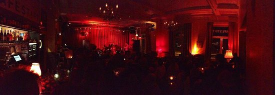 Cafe Stift: Blue Note Jazz Concert