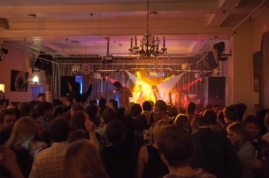 Cafe Stift: Lemaitre Concert February 2014