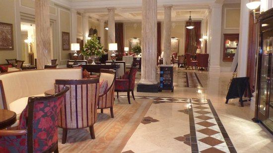 Taj Cape Town: Lounge