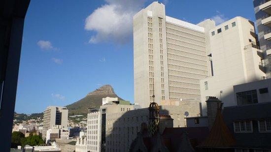 Taj Cape Town: una vista dalla camera