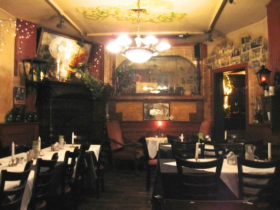 Schoneberger Weltlaterne: Warm and cozy atmosphere