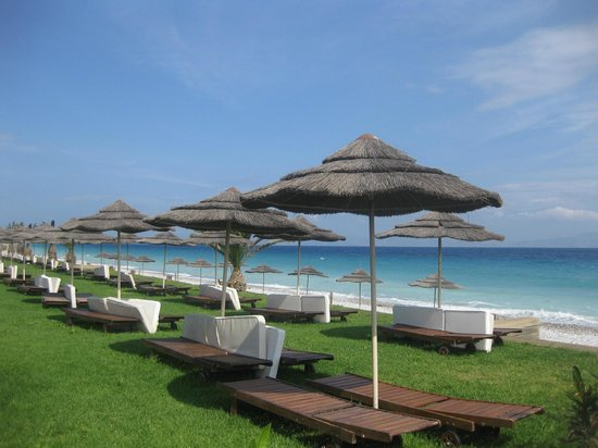 Sentido Ixian Grand: Beach