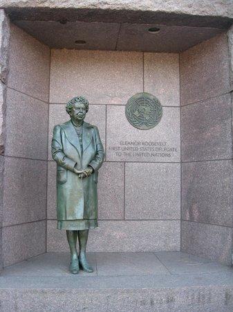 Monumento a Franklin Delano Roosevelt: Franklin Delano Roosevelt Memorial