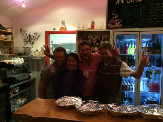 Bushman's Bar and Cafe : Bumby et al! You GUYS are simply the BEST!!!!!