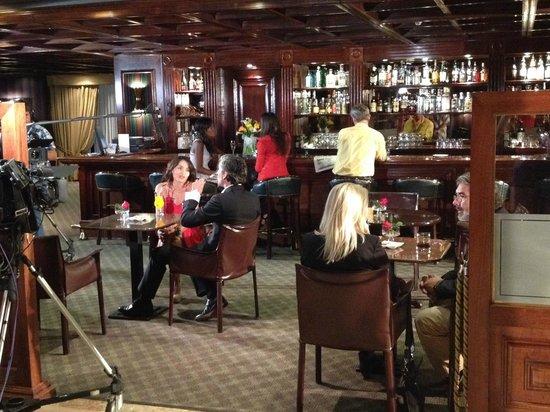 "Hotel Plaza San Francisco: Filming the telenovela ""El Amor Yo Manejo Yo"""