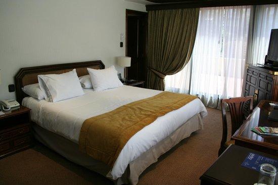 Hotel Plaza San Francisco: room