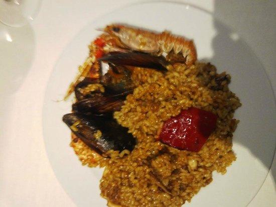 Torreon : paella