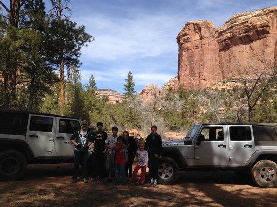 Four Corners Adventures: Off-roading