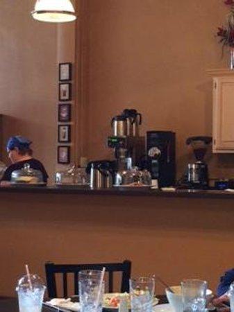 Wild Whisk Bistro: Bistro Coffee Counter