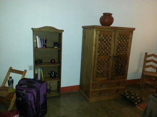 Hostal Casa del Sol Oaxaca: Habitación chocolate