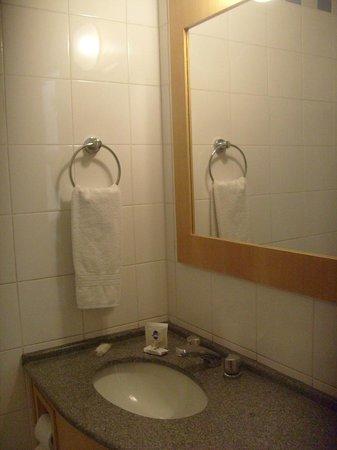Hotel Le Canard Joinville: Banheiro