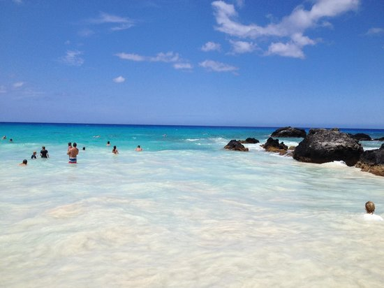 Manini'owali Beach (Kua Bay): What a beach