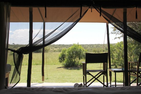 Encounter Mara, Asilia Africa : Vue de notre tente