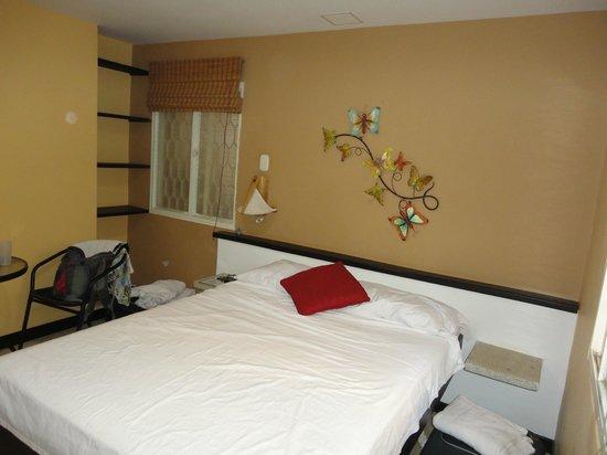 Hotel Casa D'mer Taganga: Habitacion