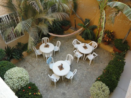 Hotel Casa D'mer Taganga: Comedor de planta baja