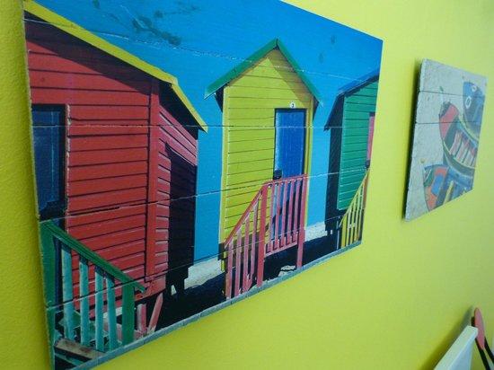 Little Paradise Aruba Vacation Apartments: los cuadros de nuestro studio