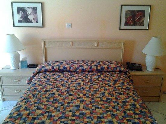 Sunset Shores Beach Hotel: Ocean View Queen bed