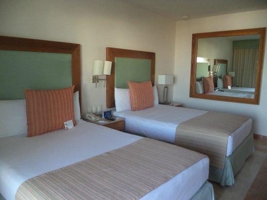Grand Park Royal Cancun Caribe: Camas limpias y cómodas