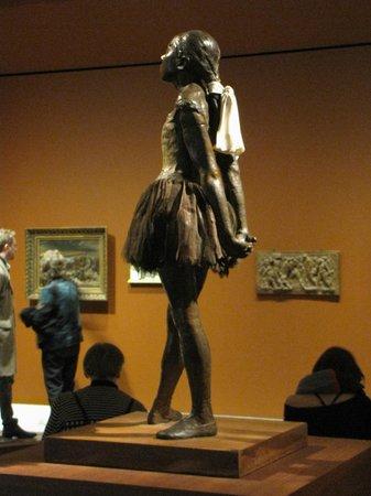 Gliptoteca Ny Carlsberg: Degas' Dancer