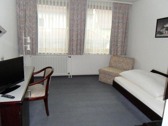 Hotel-Gasthof Traube: Zimmer