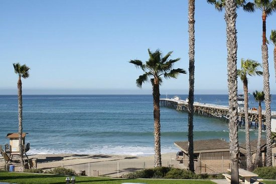 Oceanfront Hacienda: View