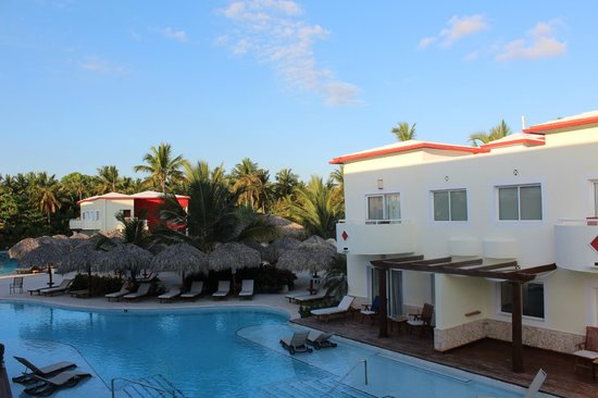 TRS Turquesa Hotel: Beatutiful view everywhere you look