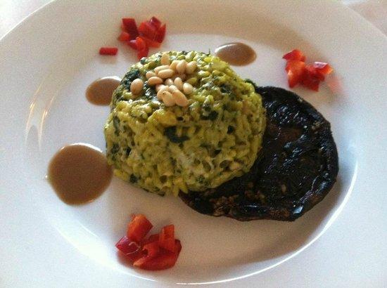 Thistles Restaurant: Risotto Latino