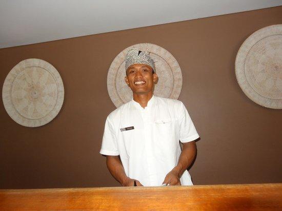 The Magani Hotel and Spa: Beautiful Big Smiles