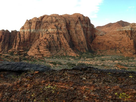 Red Mountain Resort: Snow Canyon State Park